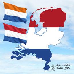 Netherlands flags