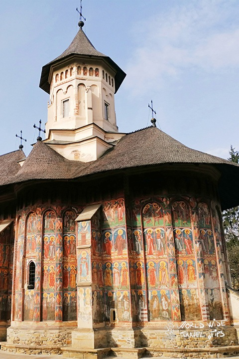 places to see in Romania Painted Monasteries of Romania