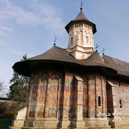 Romania things to do Painted Monastery Bucovina Romania