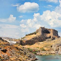 Rhodes landscape lindos island_80