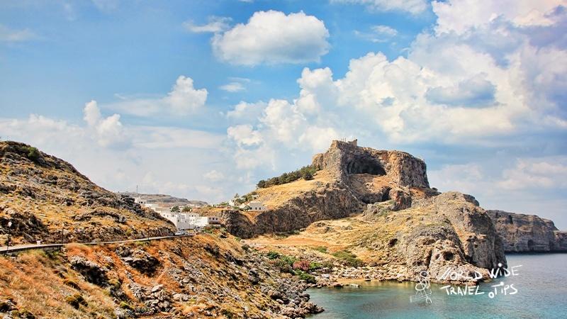 visit Rhodes Greece lindos island