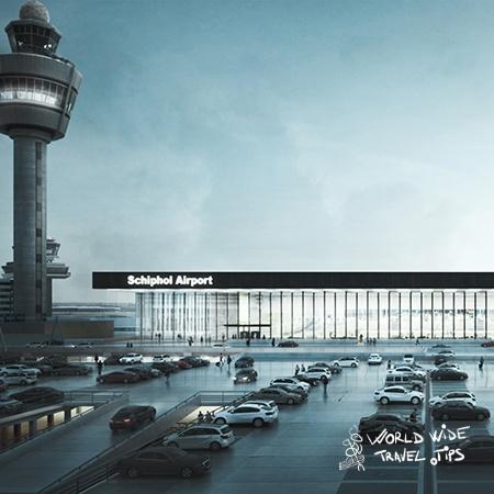 Schiphol Airport Netherlands Amsterdam