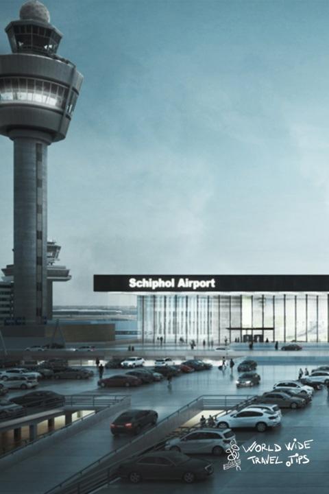 Schiphol Airport Amsterdam Netherlands