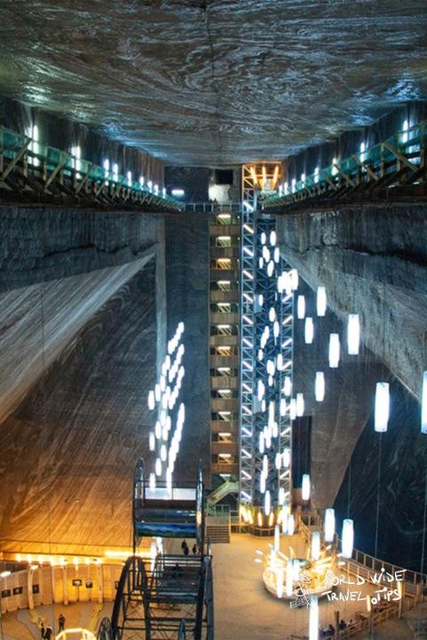 things to do in Romania Transylvania Turda Salt Mine Cluj