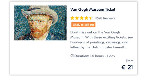 Van Gogh Museum Travel Guide