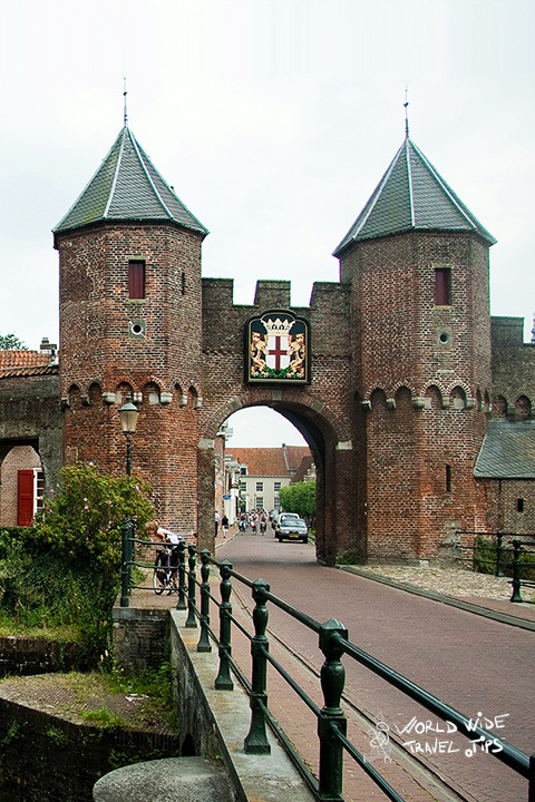 Amersfoort town Netherlands