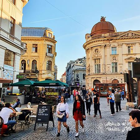 Bucharest Romania Destinations