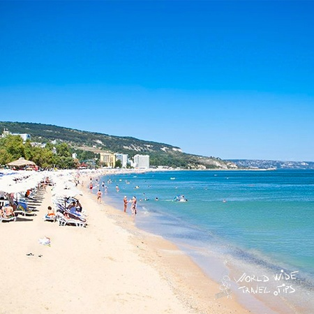best beaches in Bulgaria