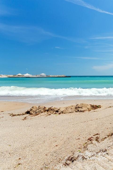 Bulgaria Beach on the black sea