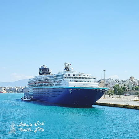 Get to Rhodes by Ferry from Athens