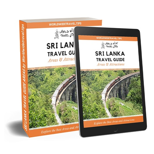 Sri Lanka travel guide areas and attractions