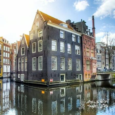 Cities in Holland Amsterdam Netherlands