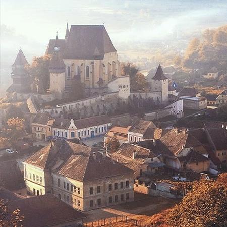 Visit Transylvania in Romania