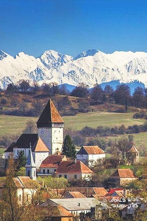 visit Sibiu Transylvania town