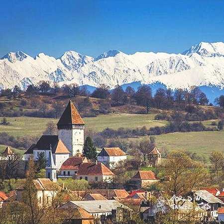 is transylvania in Romania