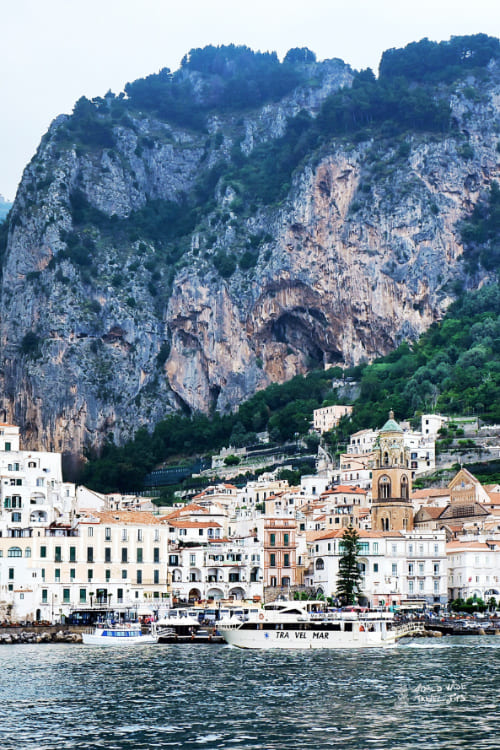 Amalfi Salerno Italy Coast Cities