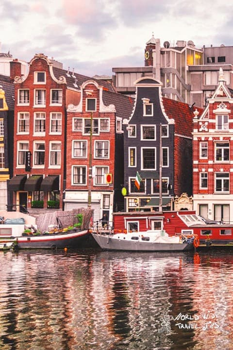 Best cities of Netherlands Amsterdam city