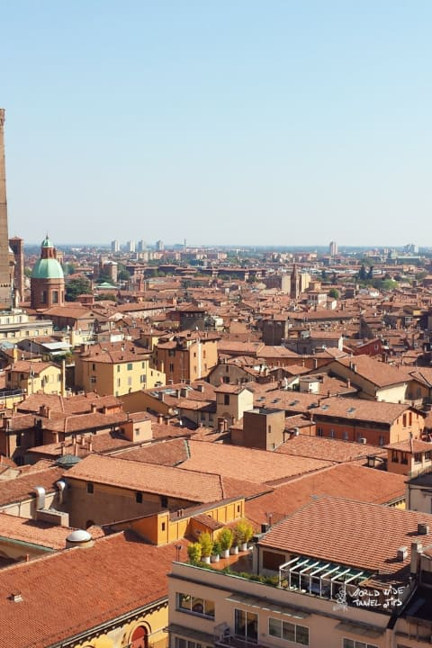 Bologna Italy cities in north east Italy