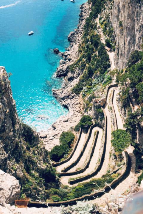 Capri Italy Isla de Capri Italia best places to go Italy