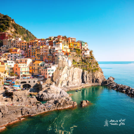 Cinque Terre Italy Overview