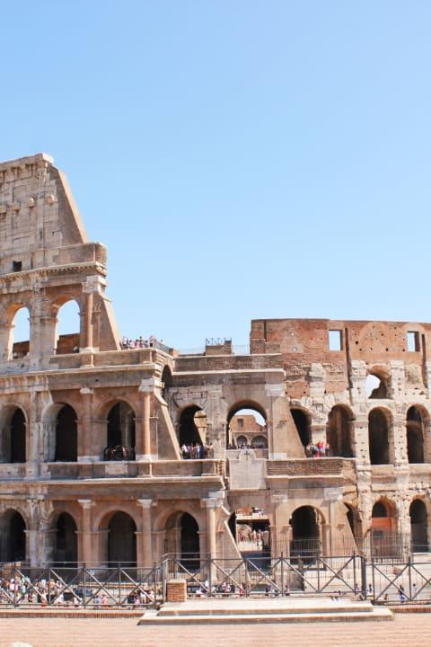 Colosseum Rome Colosseo Italia top cities of Italy