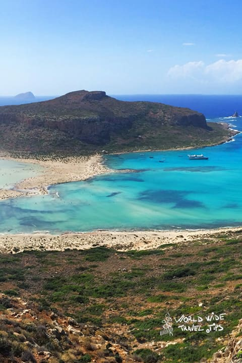 Crete best Greek islands to visit in early October
