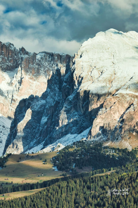 Dolomites Italy Mountains Landscape best places to go Italy