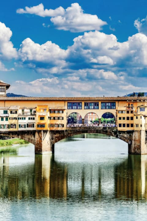 Florence Bridge Italy cities of Italy to visit