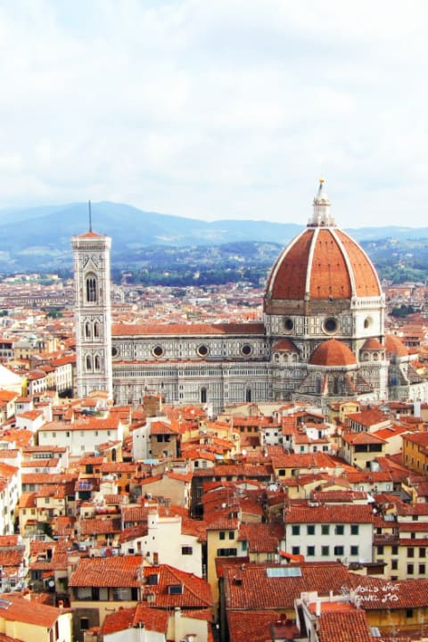 Florence Italy Dome best cities in Italy