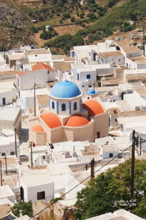 Greece Serifos Cyclades Island