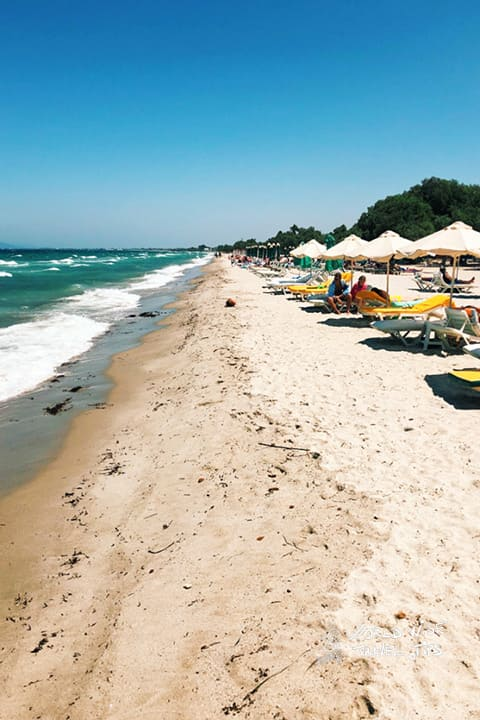 Kos Greek Beaches for Couples