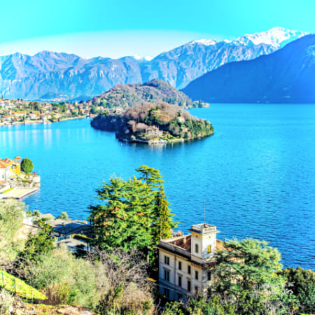 Lake Como things to do