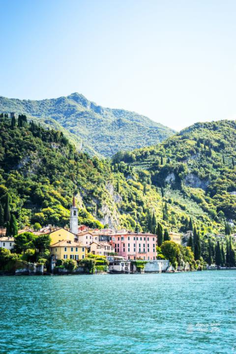 Lake Como Italy Water