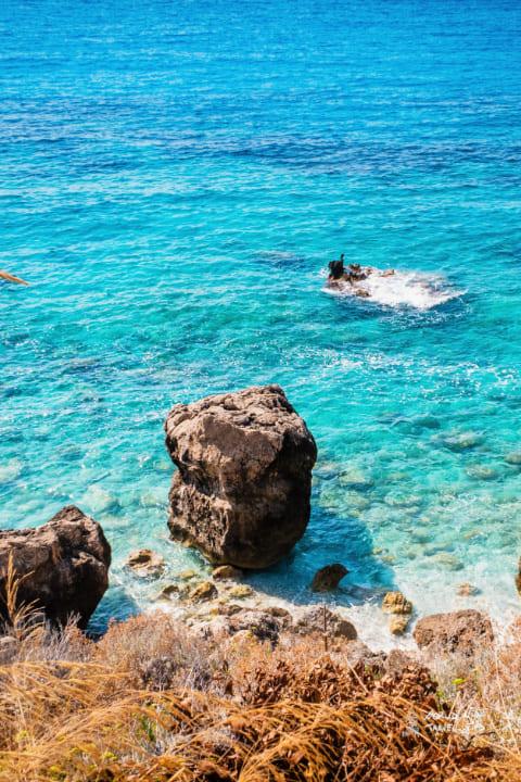 Lefkada Greece Islands