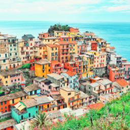 Manarola Italy italy cities on the coast