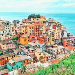 Manarola Italy italy cities on the coast