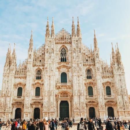 Milan to Cinque Terre