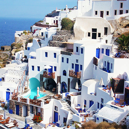 Mykonos Greece best greek islands to party