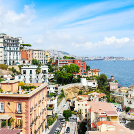 Naples Italy Coast cities in Italy list