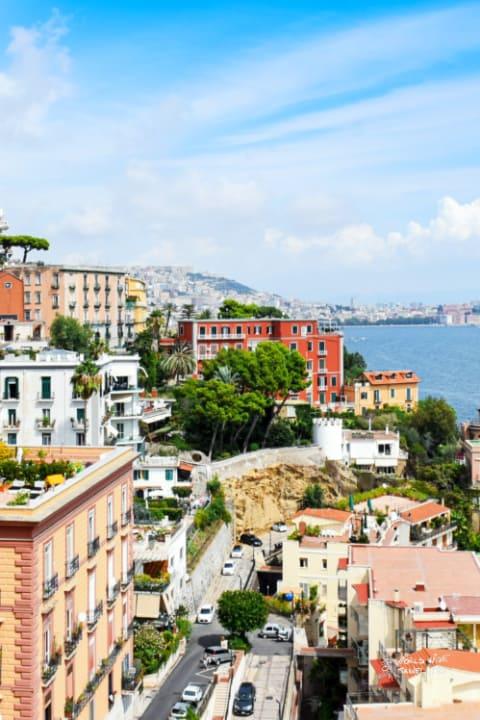 Naples Italy Coast cities in Italy list