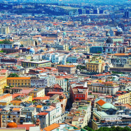 Naples Italy Napoli Italia cities of Italy by population