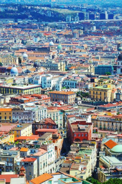 Naples Italy Napoli Italia cities of Italy by population