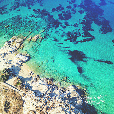 Naxos the best Greek Islands to visit in October