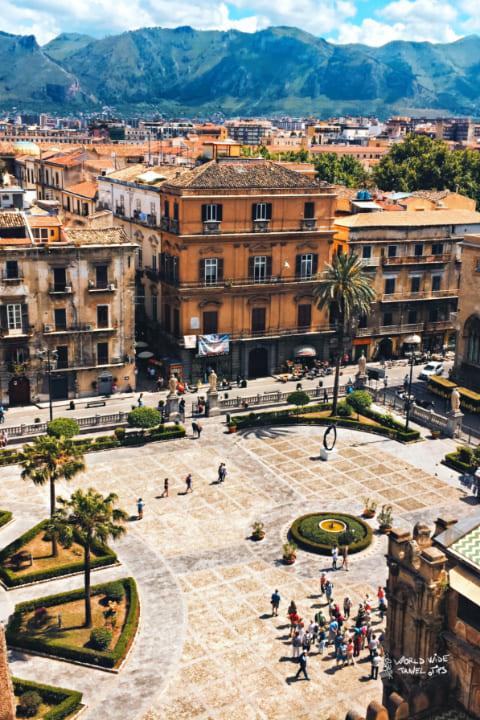 Palermo Italia cities of Italy