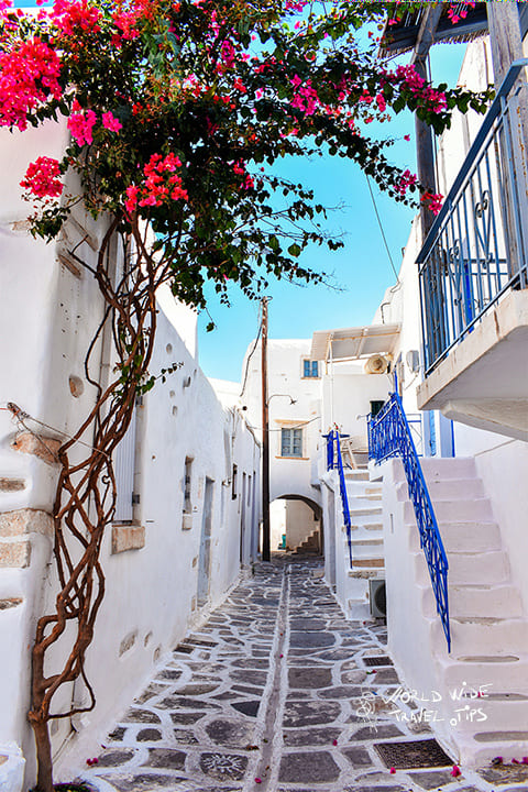 Paros Best Greek Island for Beach