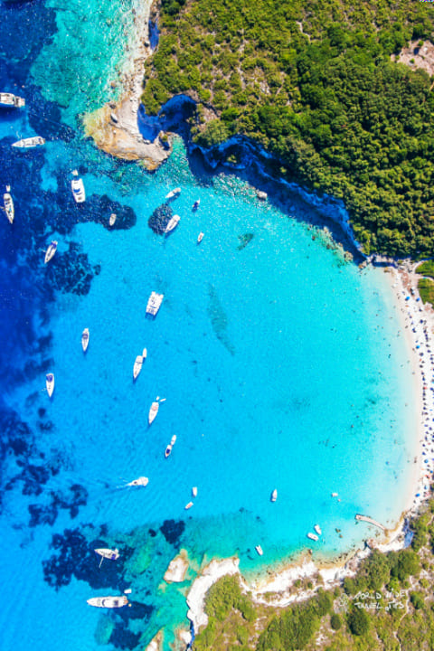 Paxos Greece Beach Which Greek islands to visit