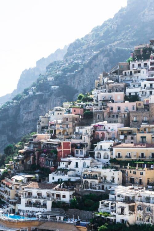 Positano Italy Most Baautiful cities on the coast