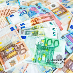 Rhodes Currency Euro Money