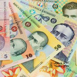 Romania Currency Money of Romania