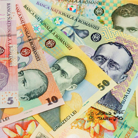 Romania Currency Money of Romania